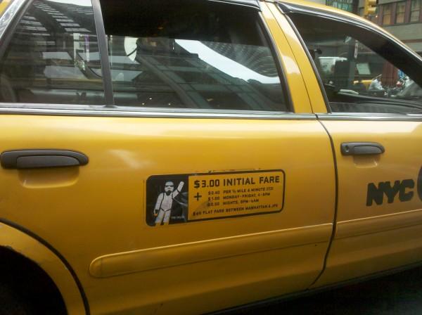Star Wars Taxi