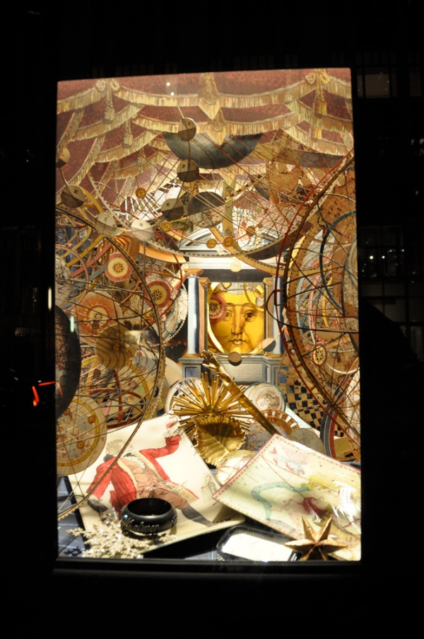 Bergdorf Goodman Holiday Window 2010