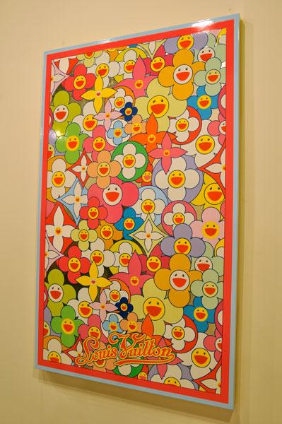 Takashi Murakami Art Basel 2010