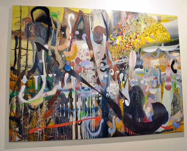 Satoshi Ohno Art Basel 2010