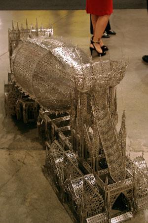 Wim Delvoye Cement Truck