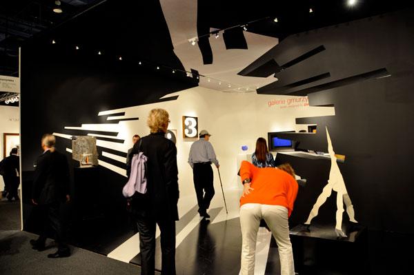 Zaha Hadid Art Basel 2010