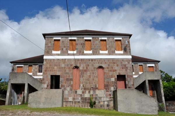 Gingerland Methodist Church Nevis