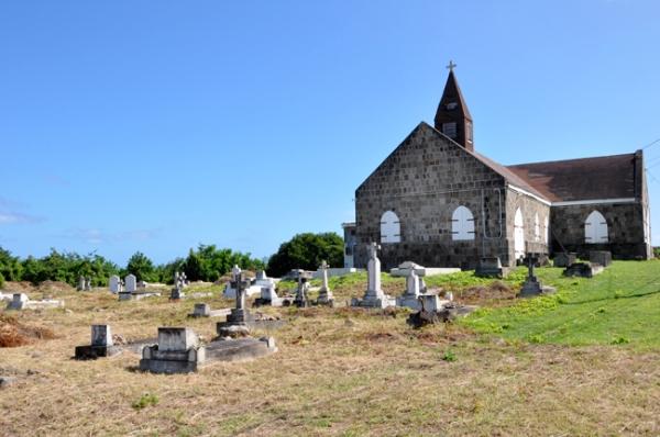 St James church Windward