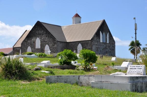 St Thomas Church Nevis