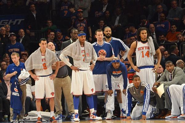 Knicks_bench
