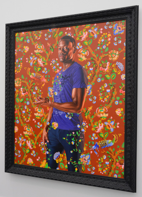 Kehinde_Wiley_Frieze2013
