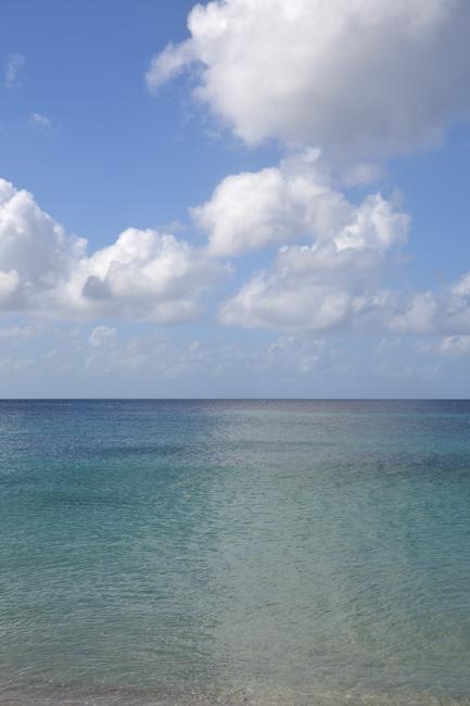 Nevis carib ocean