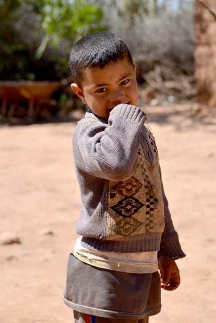 Berber boy marrakech
