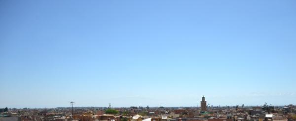 medina rooftops marrakech