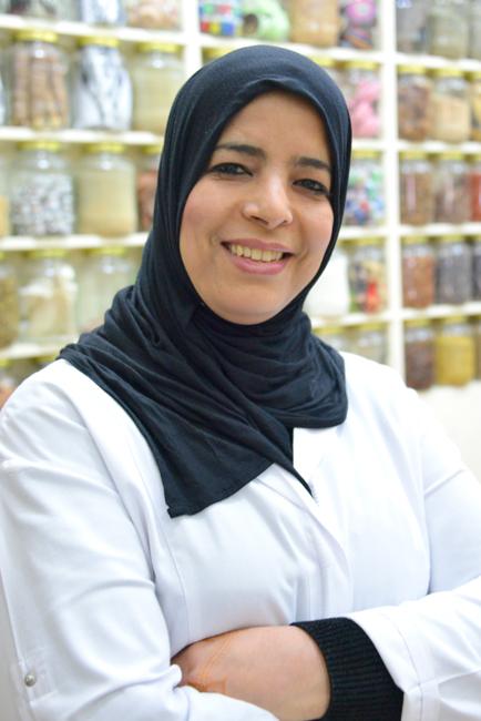 Medina Woman Marrakech
