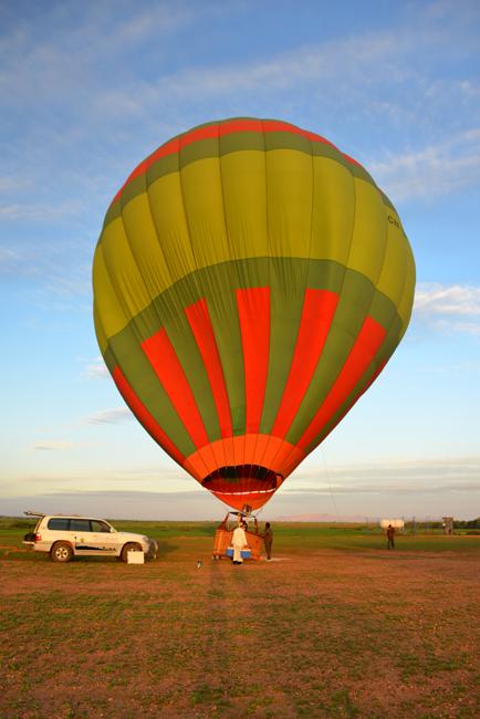 Ciel d'Afrique Balloon 2
