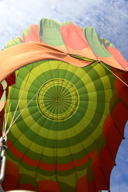 Ciel d'Afrique Balloon 3