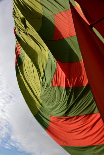 Ciel d'Afrique Balloon 4