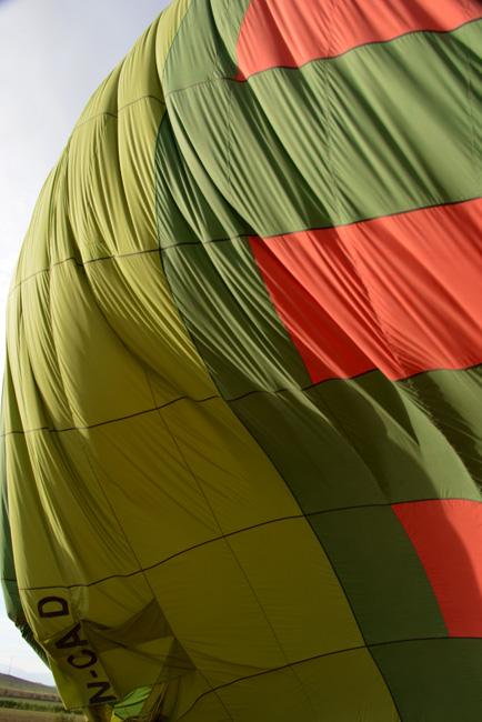 Ciel d'Afrique Balloon 5