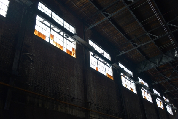 Domino_Sugar_factory_windows